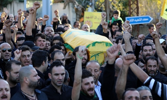 Adel Termos funeral